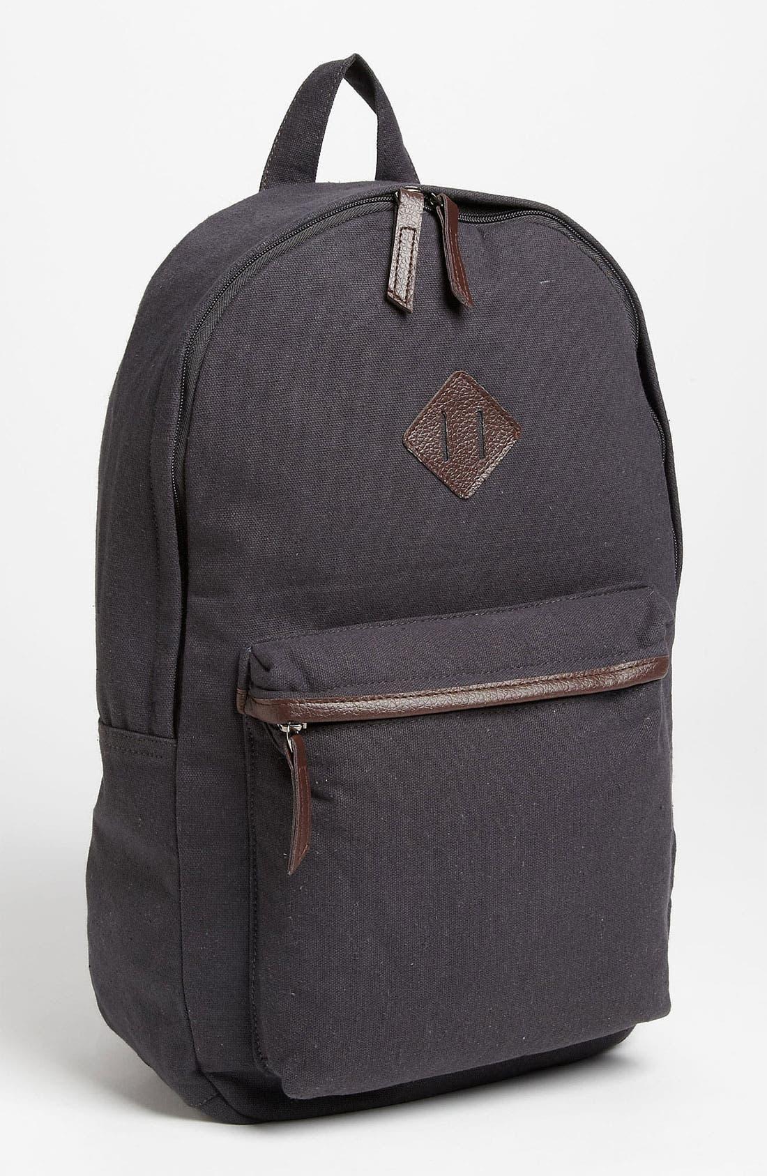 Alternate Image 1 Selected - Topman Backpack