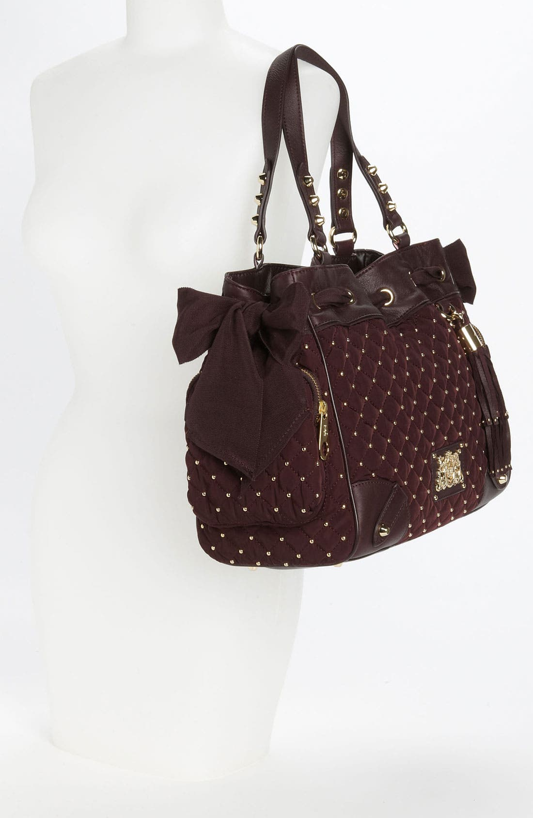 Alternate Image 2  - Juicy Couture 'Daydreamer' Quilted Nylon Tote
