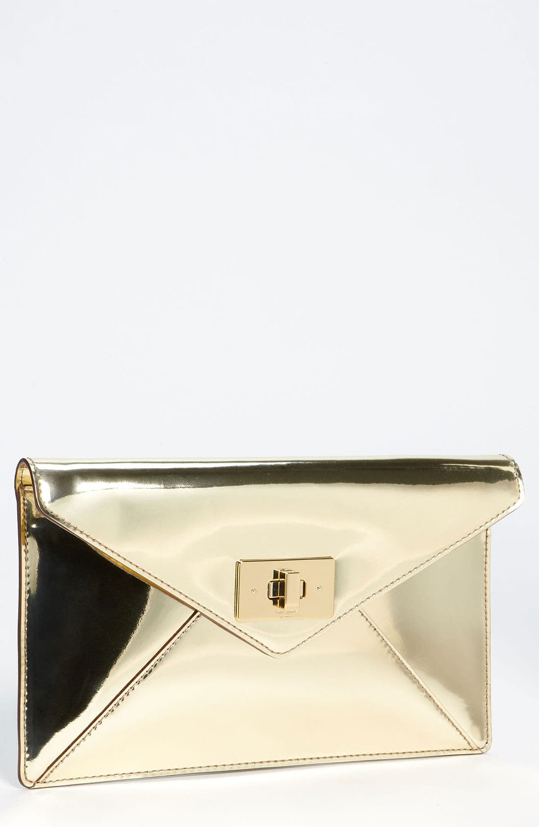 Main Image - kate spade new york 'post street - little adair' envelope clutch
