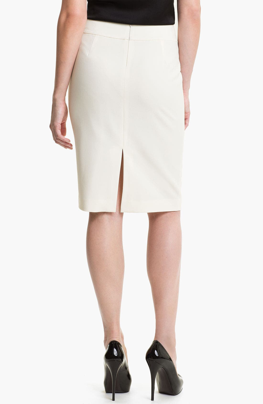 Alternate Image 2  - Vince Camuto Pencil Skirt