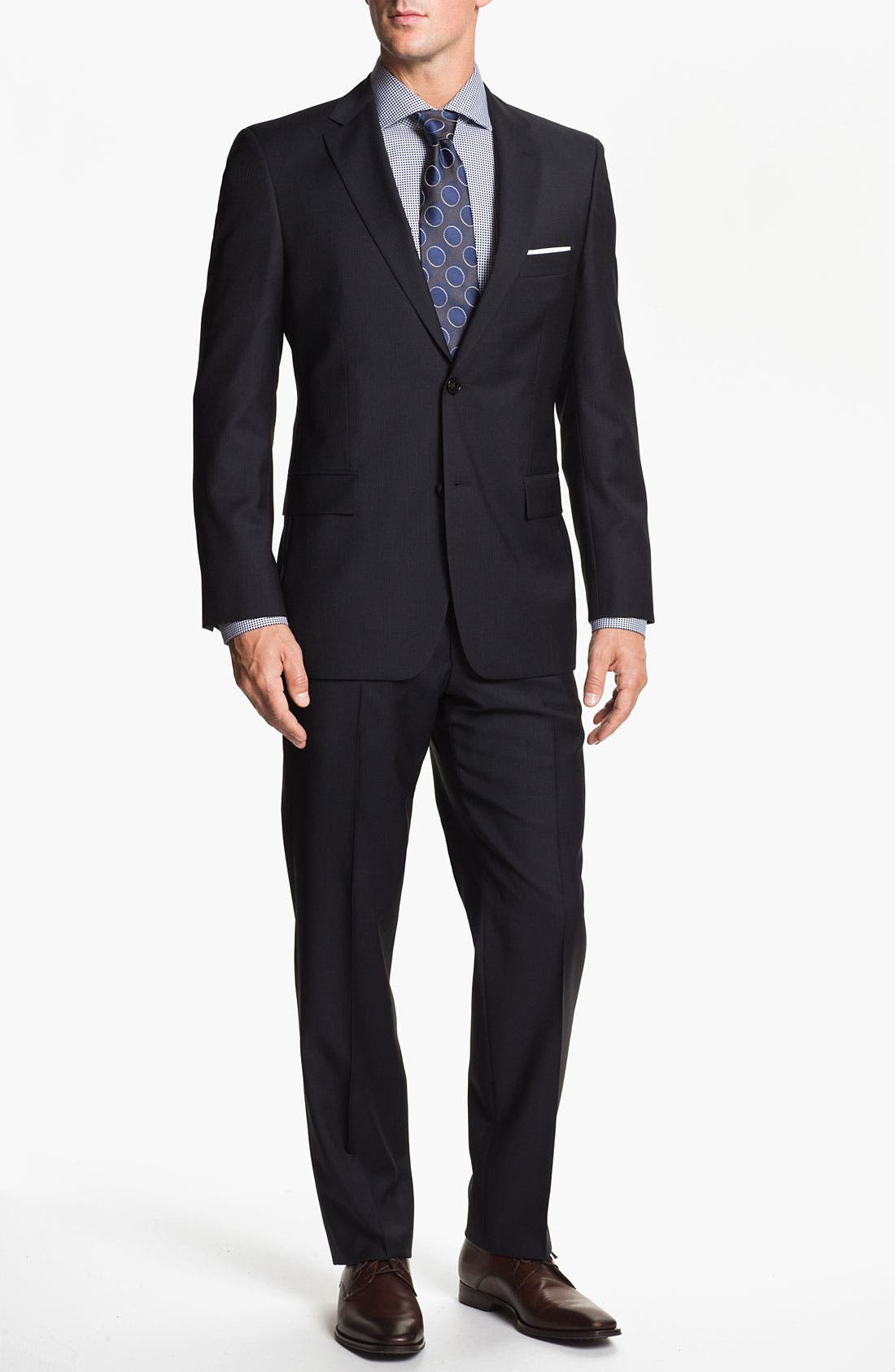 Alternate Image 2  - BOSS Black 'Pasolini/Movie' Stripe Suit