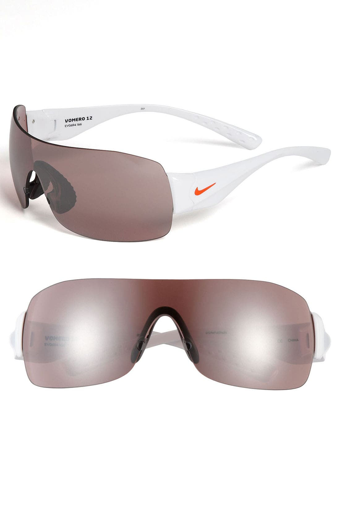 Alternate Image 1 Selected - Nike 'Vomero 12.E' 59mm Sunglasses