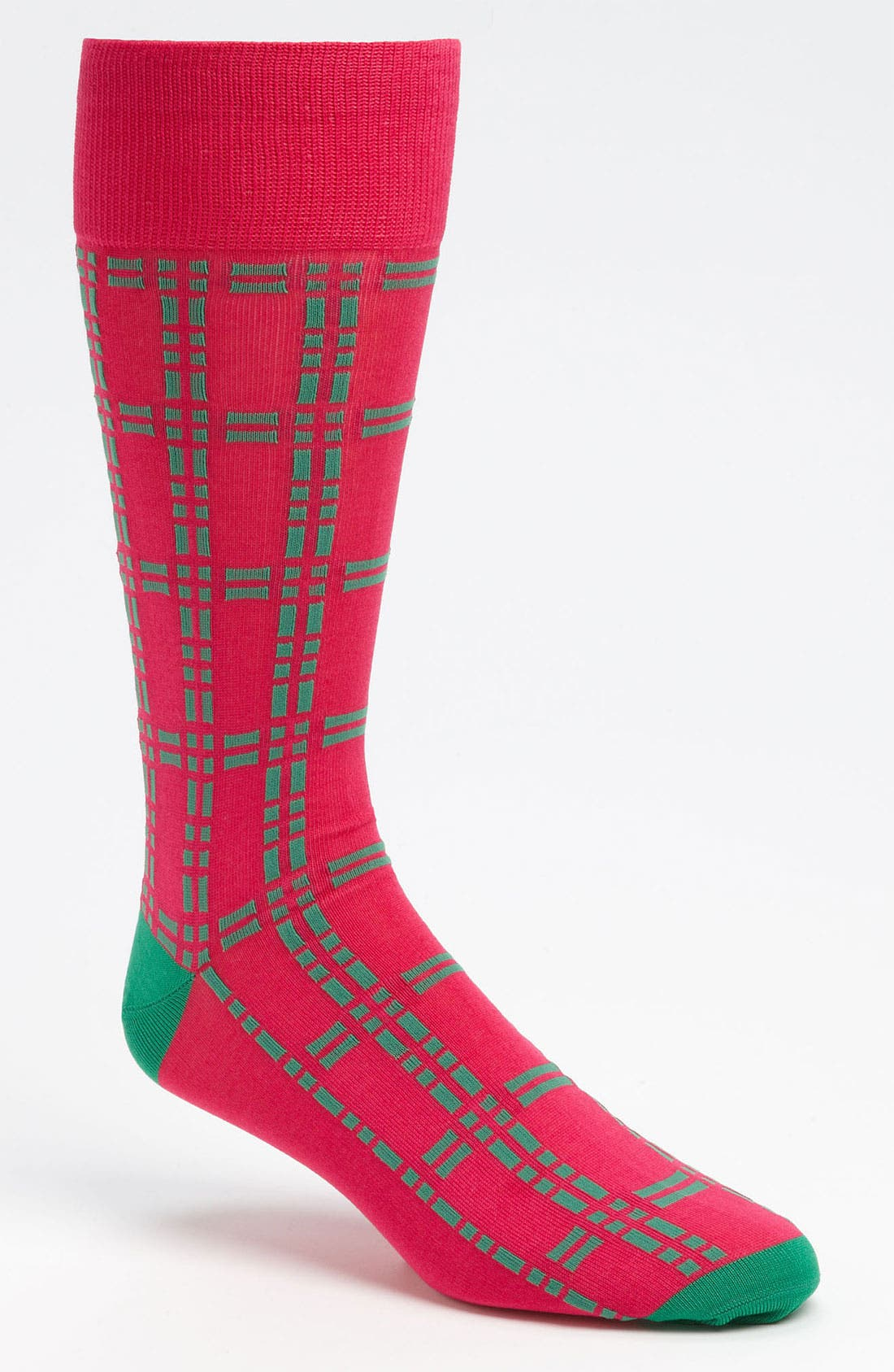 Main Image - Calibrate Grid Socks