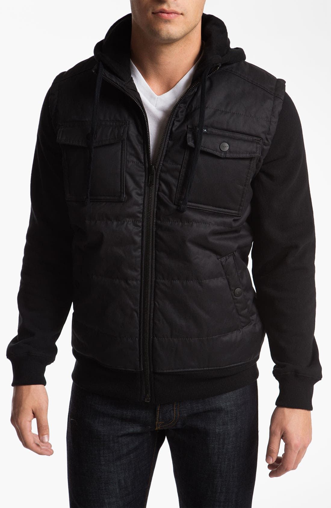 Main Image - RVCA 'Alcatraz' Jacket