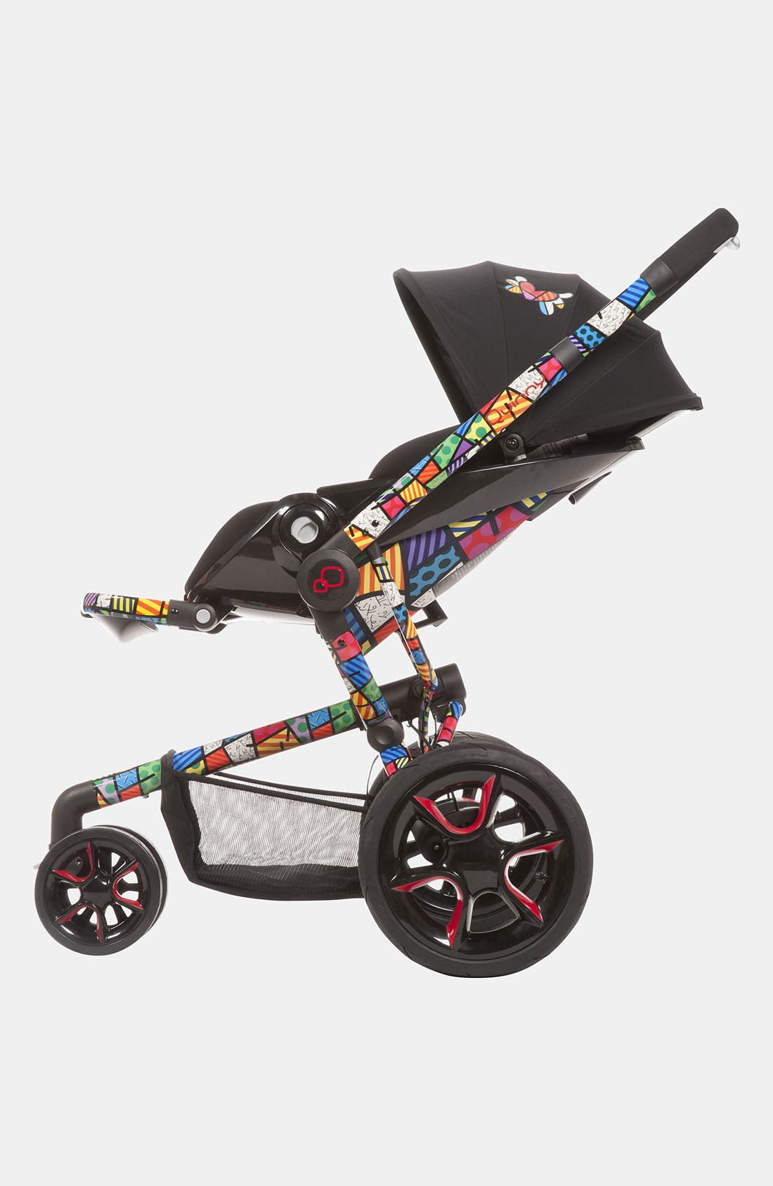 Alternate Image 2  - Quinny® by Britto 'Moodd' Stroller