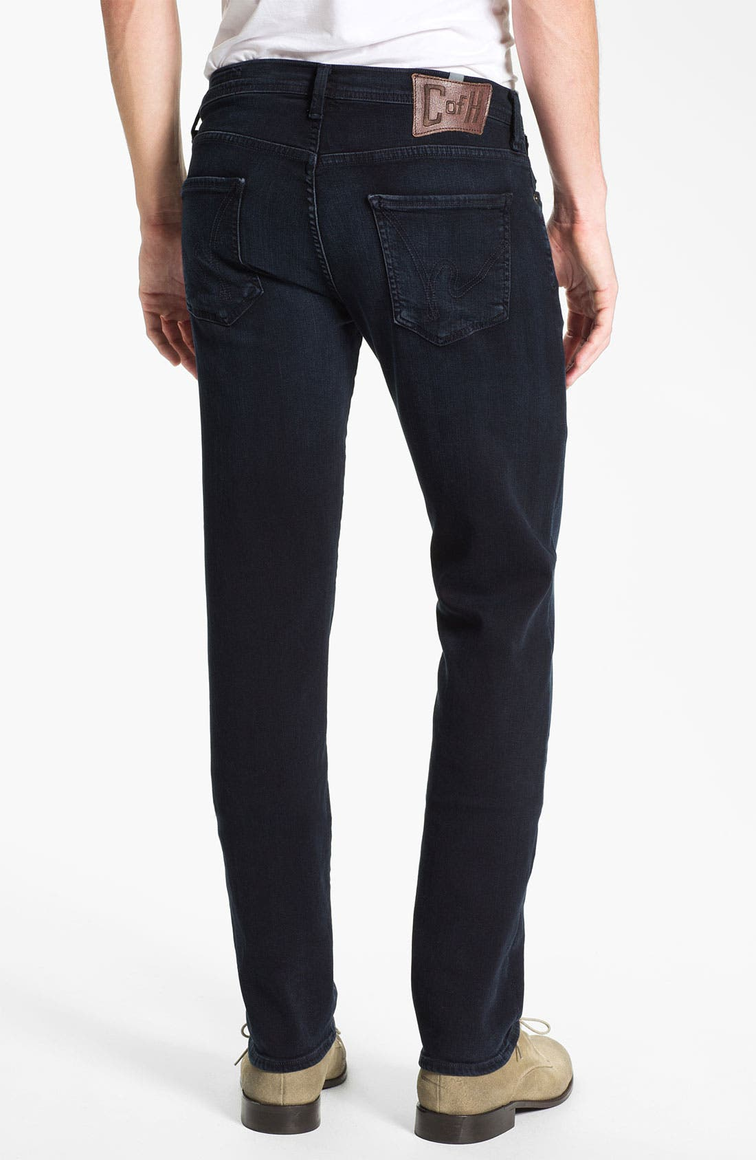 Alternate Image 2  - Citizens of Humanity 'Adonis' Comfort Slim Fit Jeans (Walker Blue)