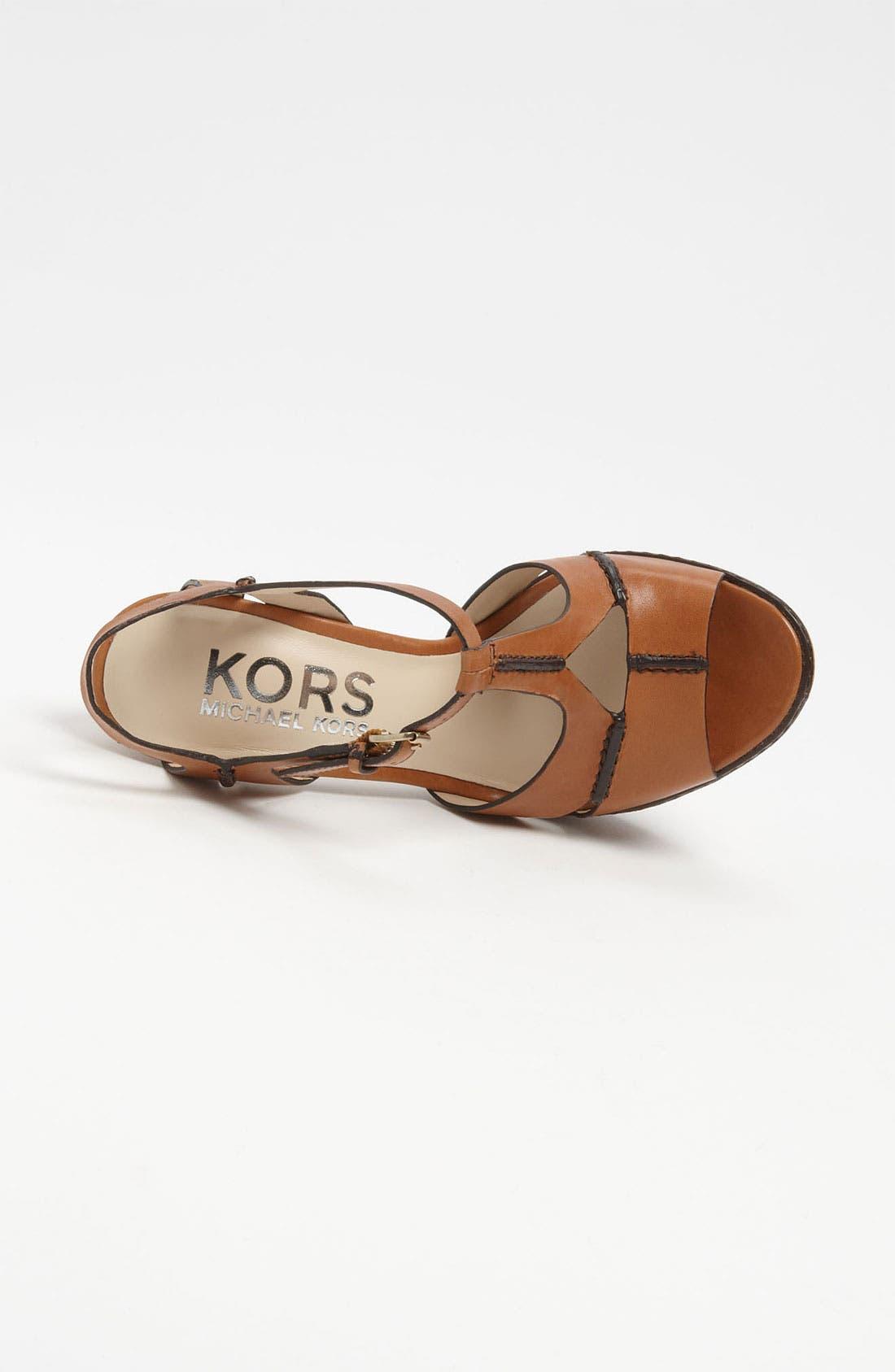 Alternate Image 4  - KORS Michael Kors 'Brookton' Sandal