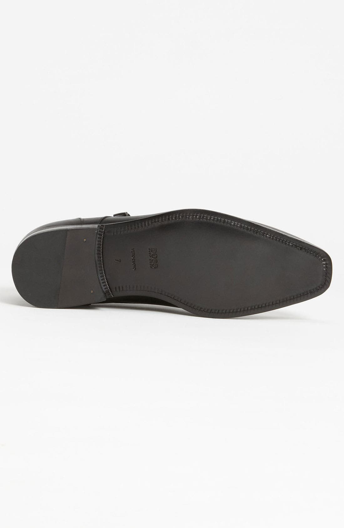 Alternate Image 4  - BOSS Black 'Copers' Double Monk Strap Slip-On