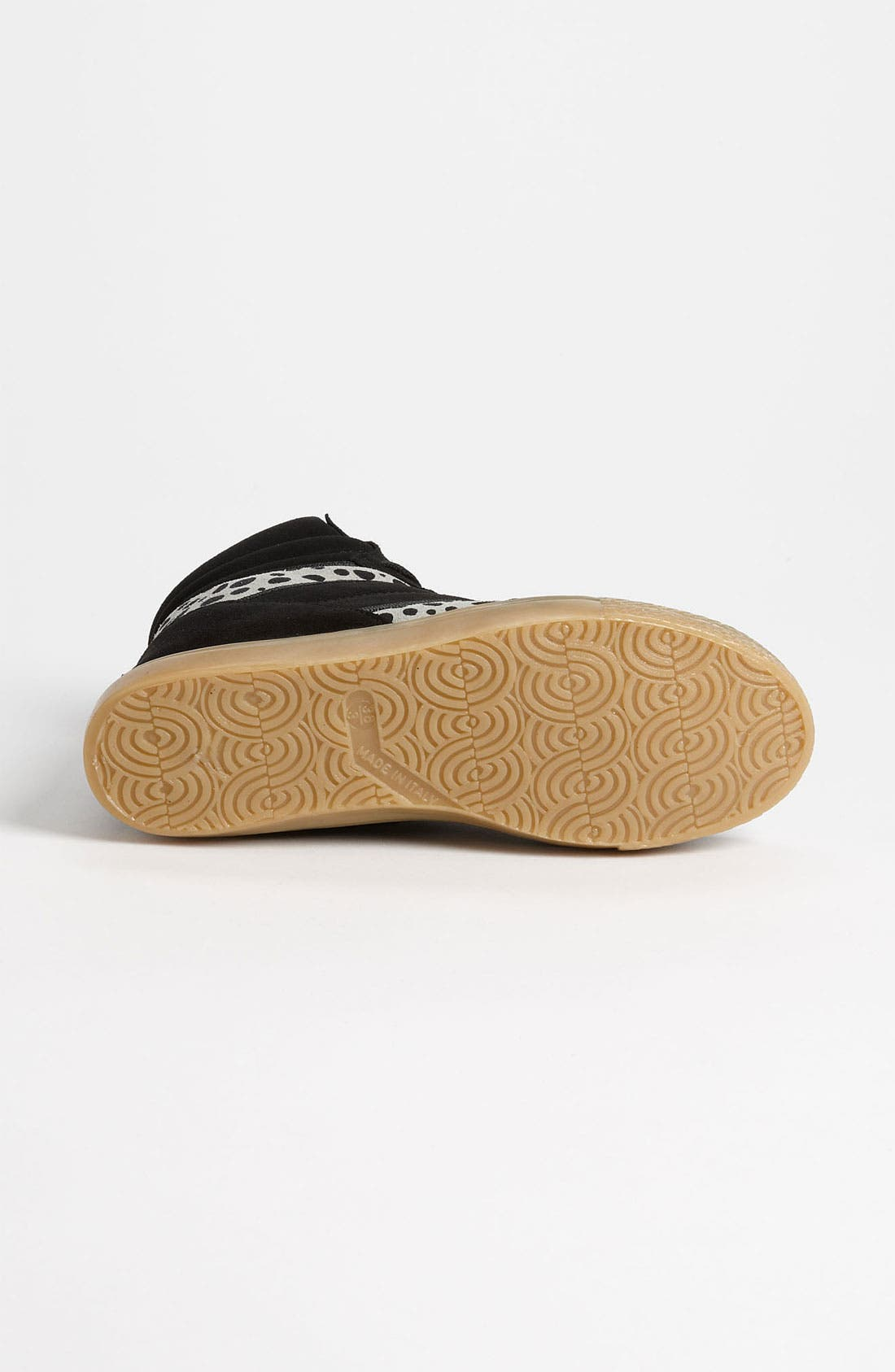 Alternate Image 4  - Topshop 'Acrobatics - Dalmation' Sneaker