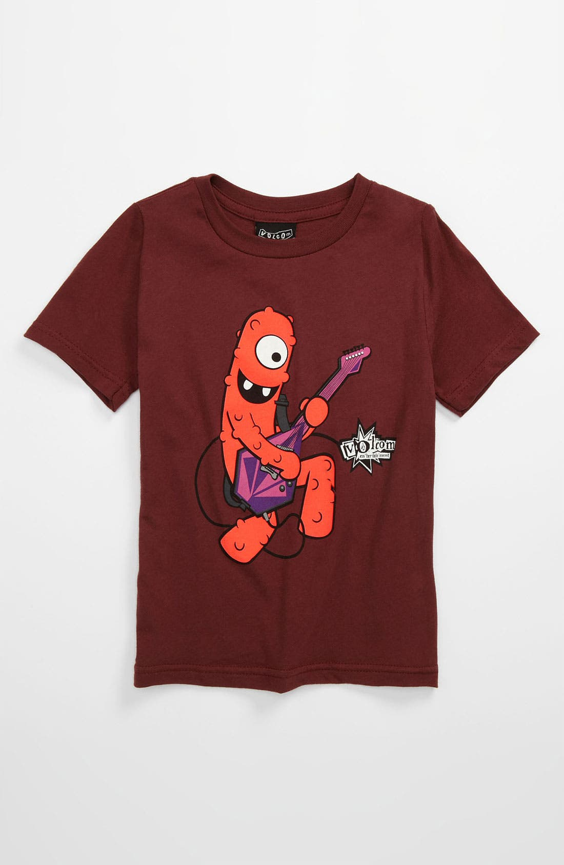Main Image - Volcom 'Yo Gabba Gabba!™ - Rock' T-Shirt (Toddler)