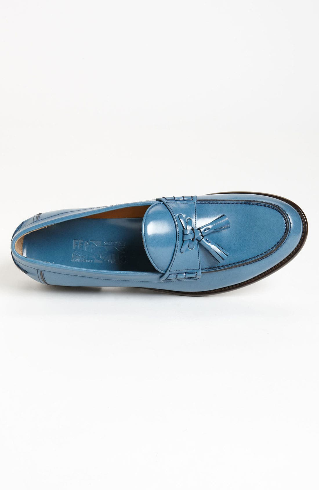 Alternate Image 3  - Salvatore Ferragamo 'Treviso' Tassel Loafer
