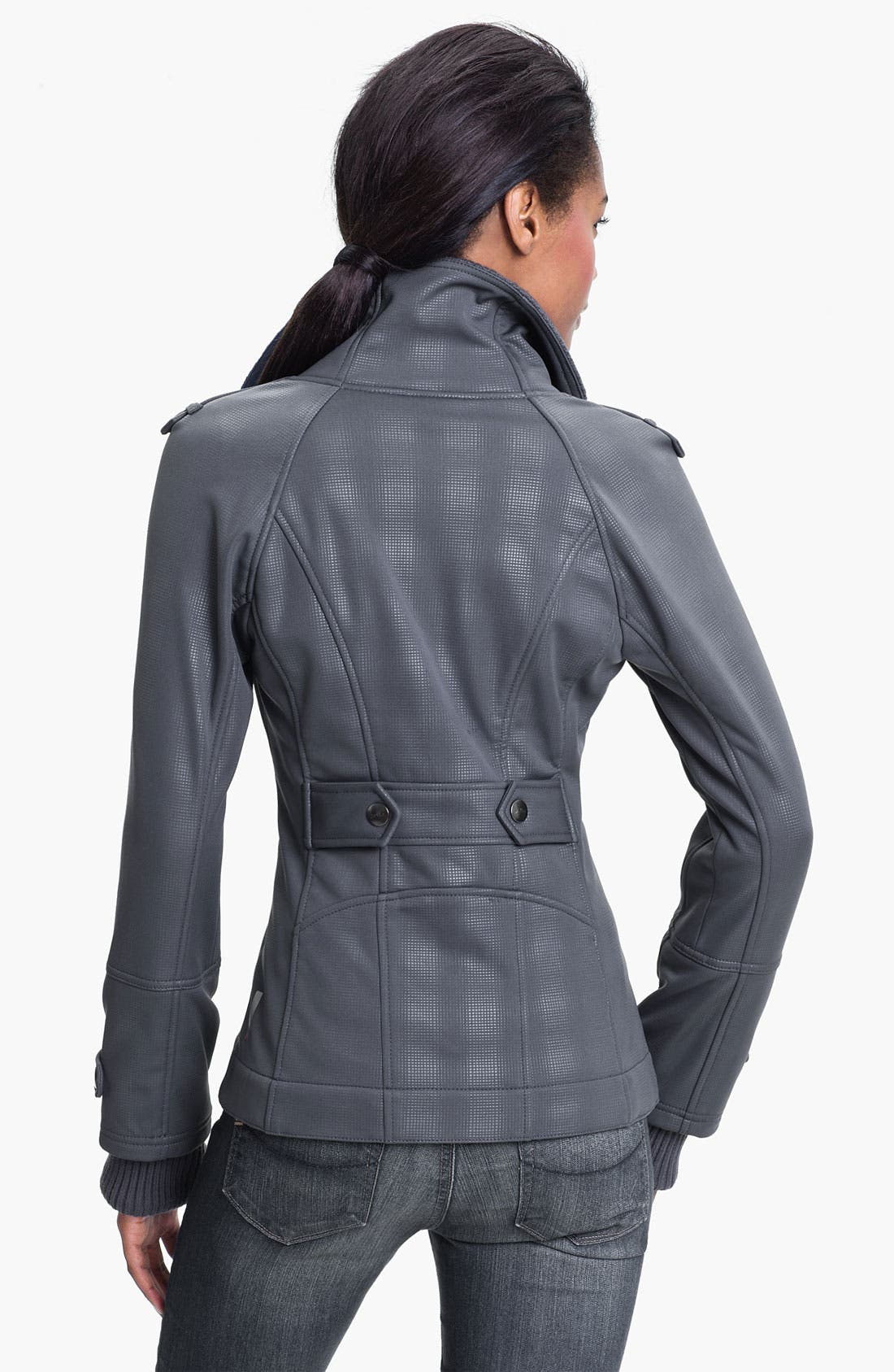 Alternate Image 2  - Zella Soft Shell Jacket