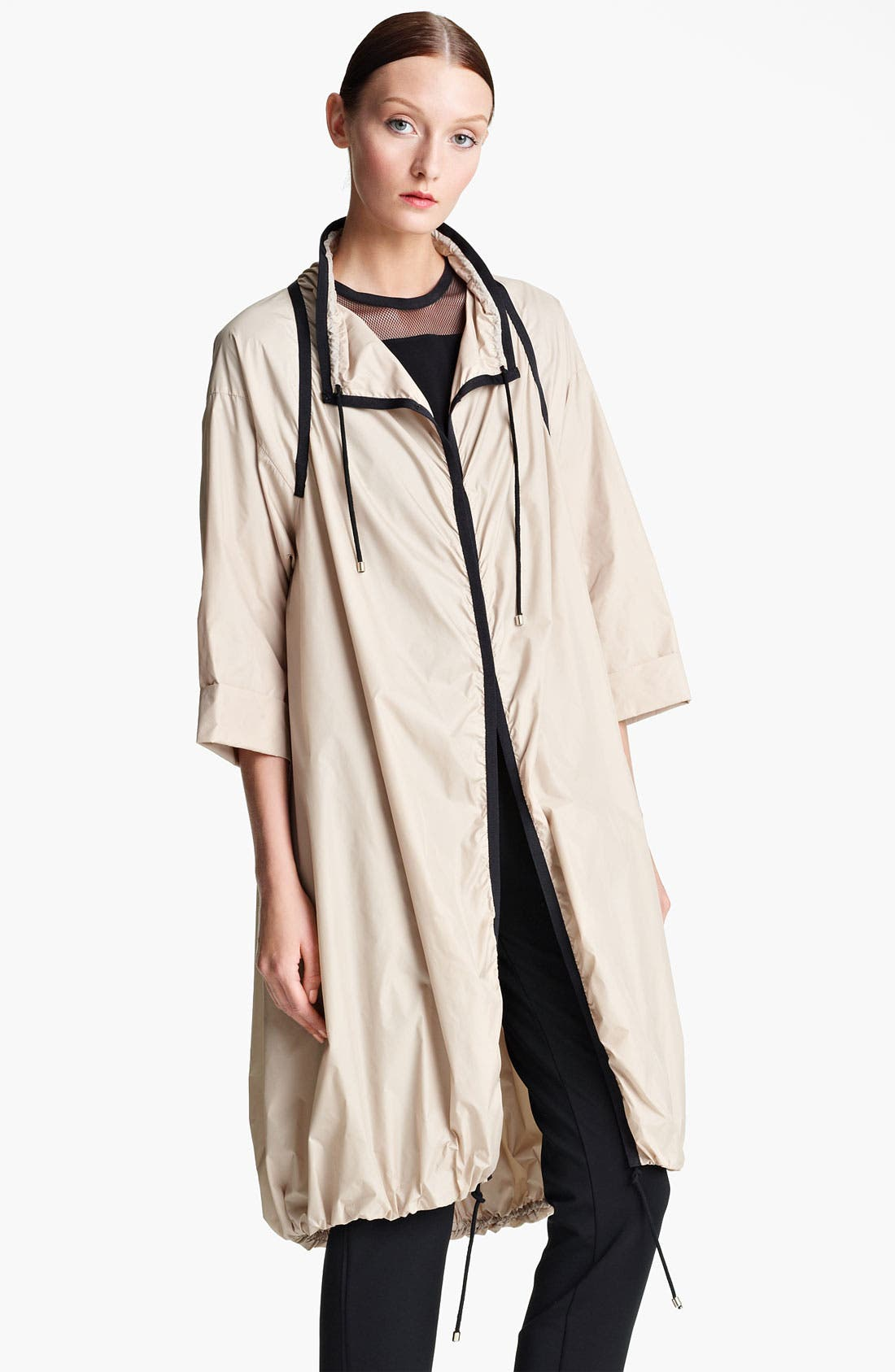 Alternate Image 1 Selected - Lida Baday Lightweight Coat