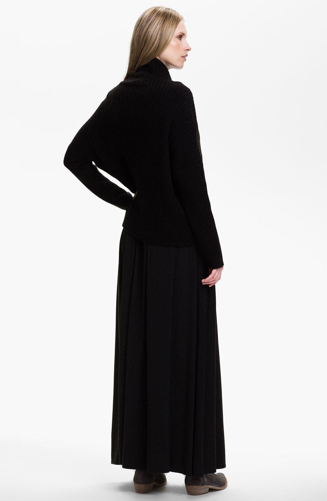 Alternate Image 5  - Eileen Fisher Drawstring Maxi Skirt (Online Exclusive)