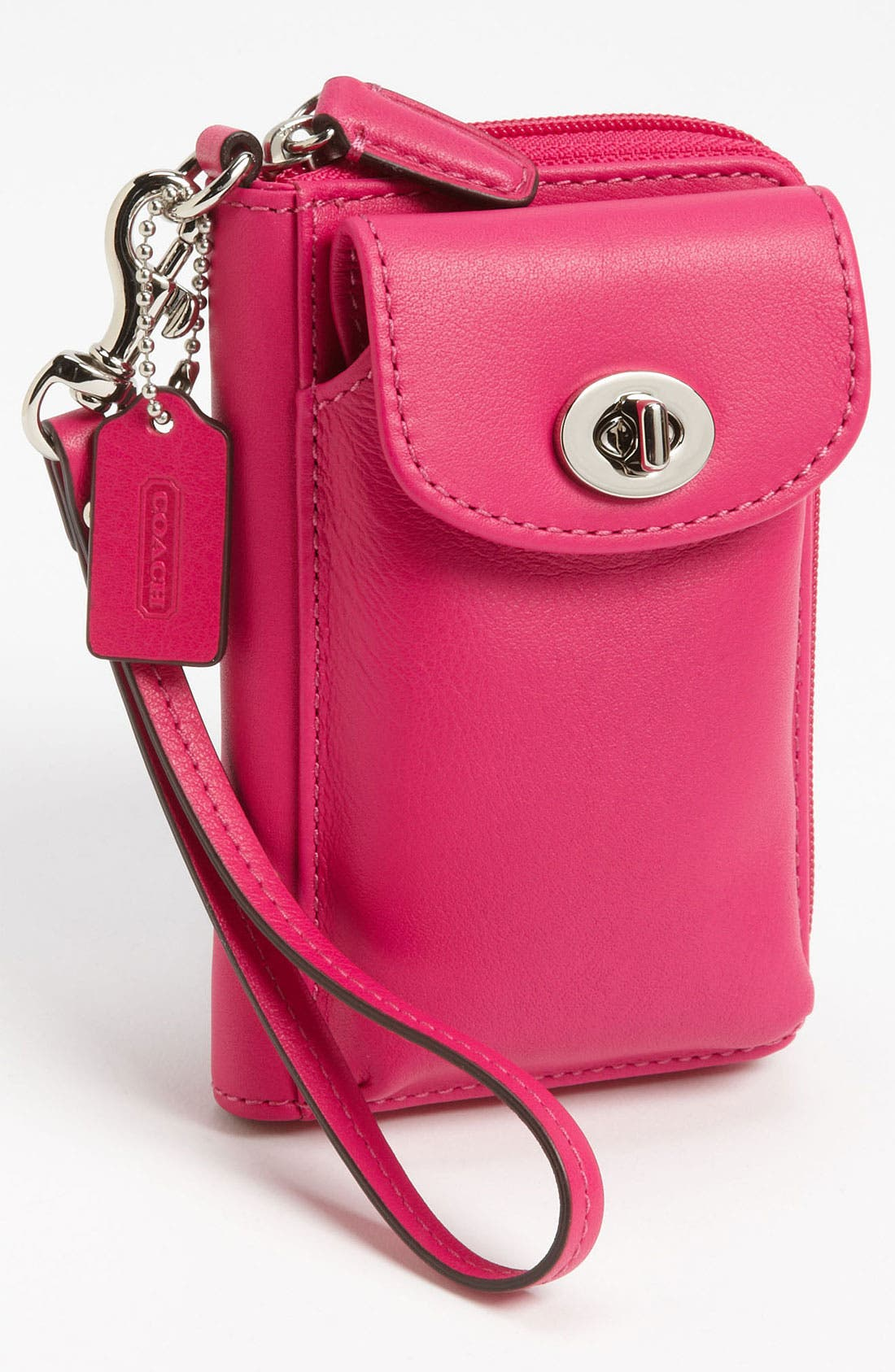Alternate Image 1 Selected - COACH 'Legacy' Smartphone Wristlet