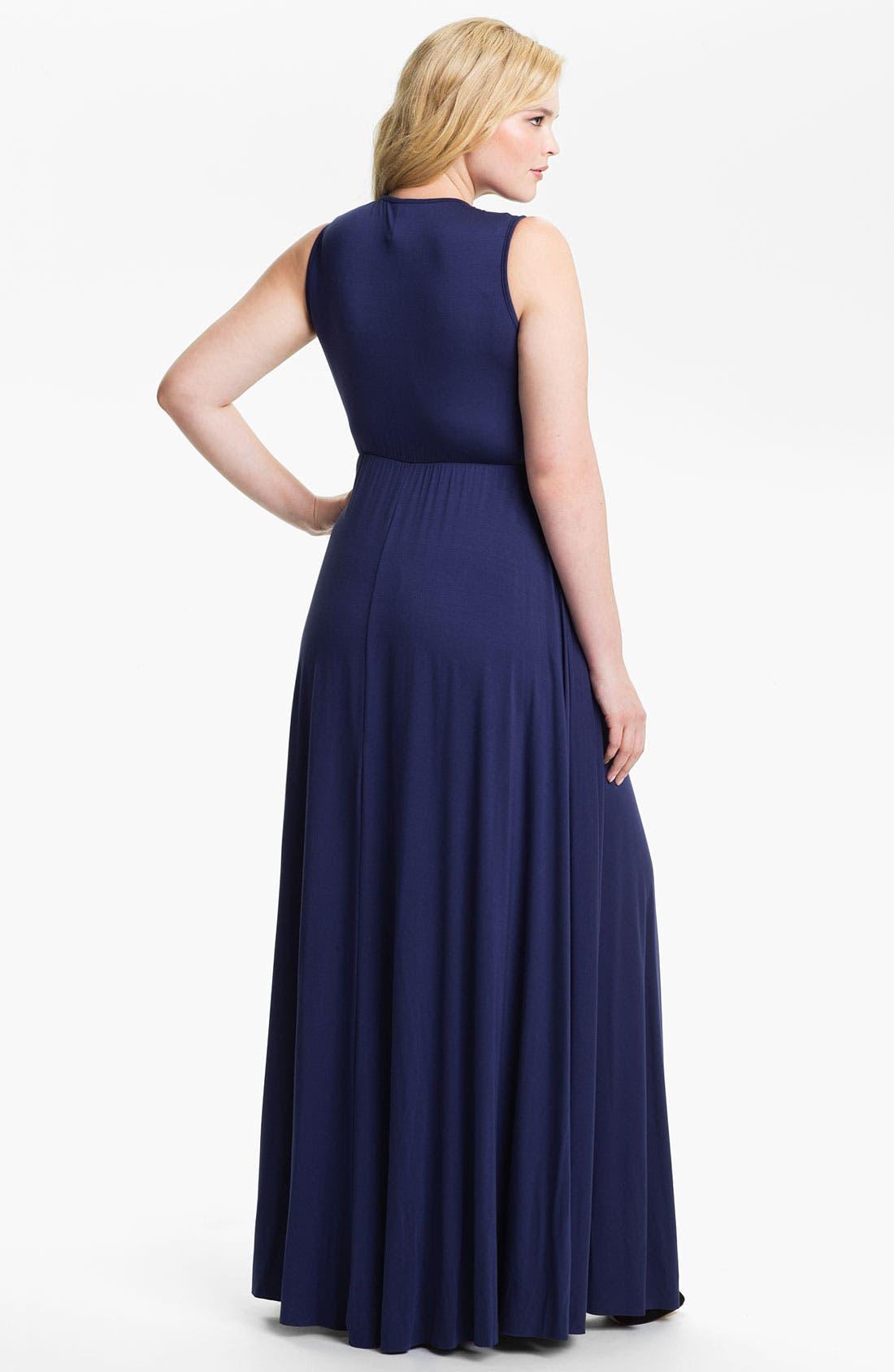 Alternate Image 2  - Rachel Pally 'Isadora' Maxi Dress (Plus)