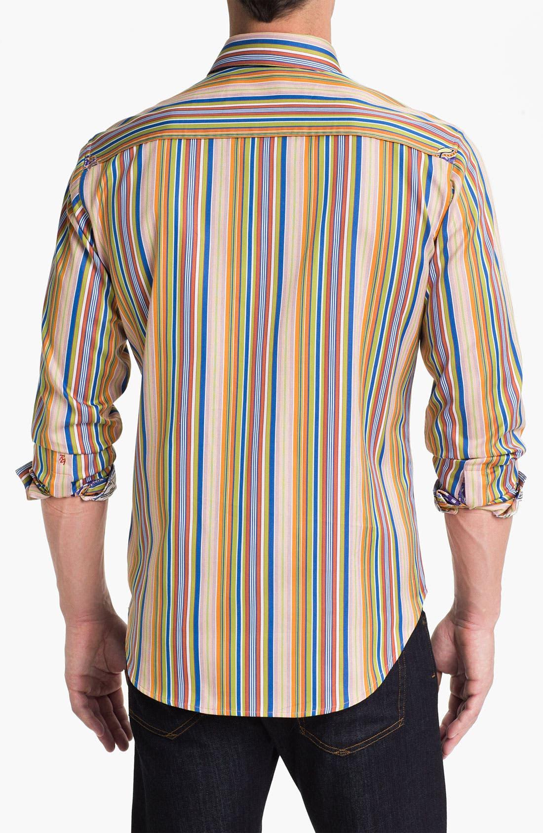 Alternate Image 3  - Robert Graham 'Backstay' Sport Shirt