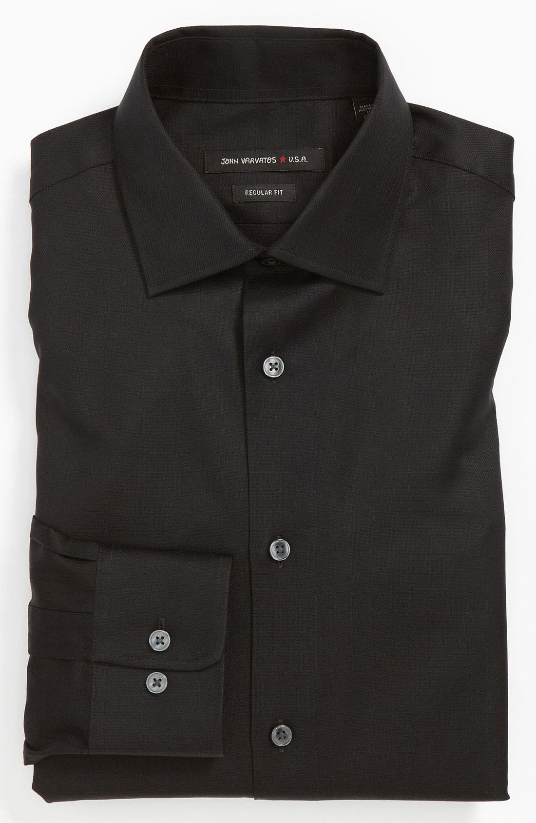 Alternate Image 1 Selected - John Varvatos Star USA Regular Fit Dress Shirt
