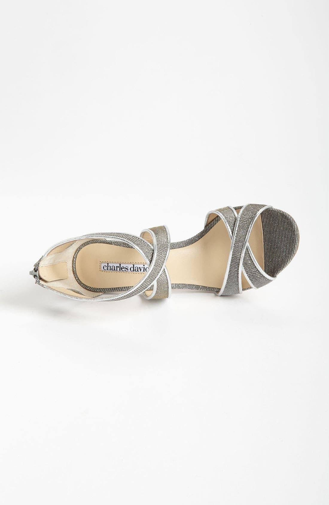 Alternate Image 3  - Charles David 'Marcasite' Sandal