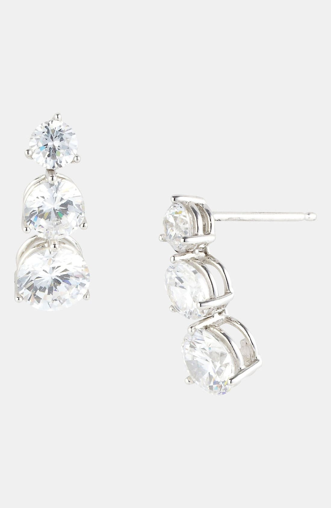 Main Image - Nordstrom Linear Earrings