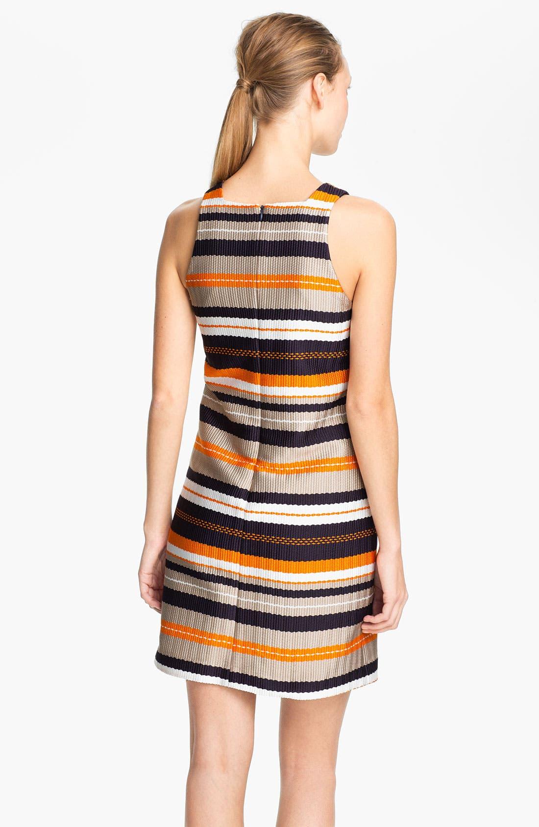 Alternate Image 2  - Trina Turk 'Spiegler' Woven Shift Dress