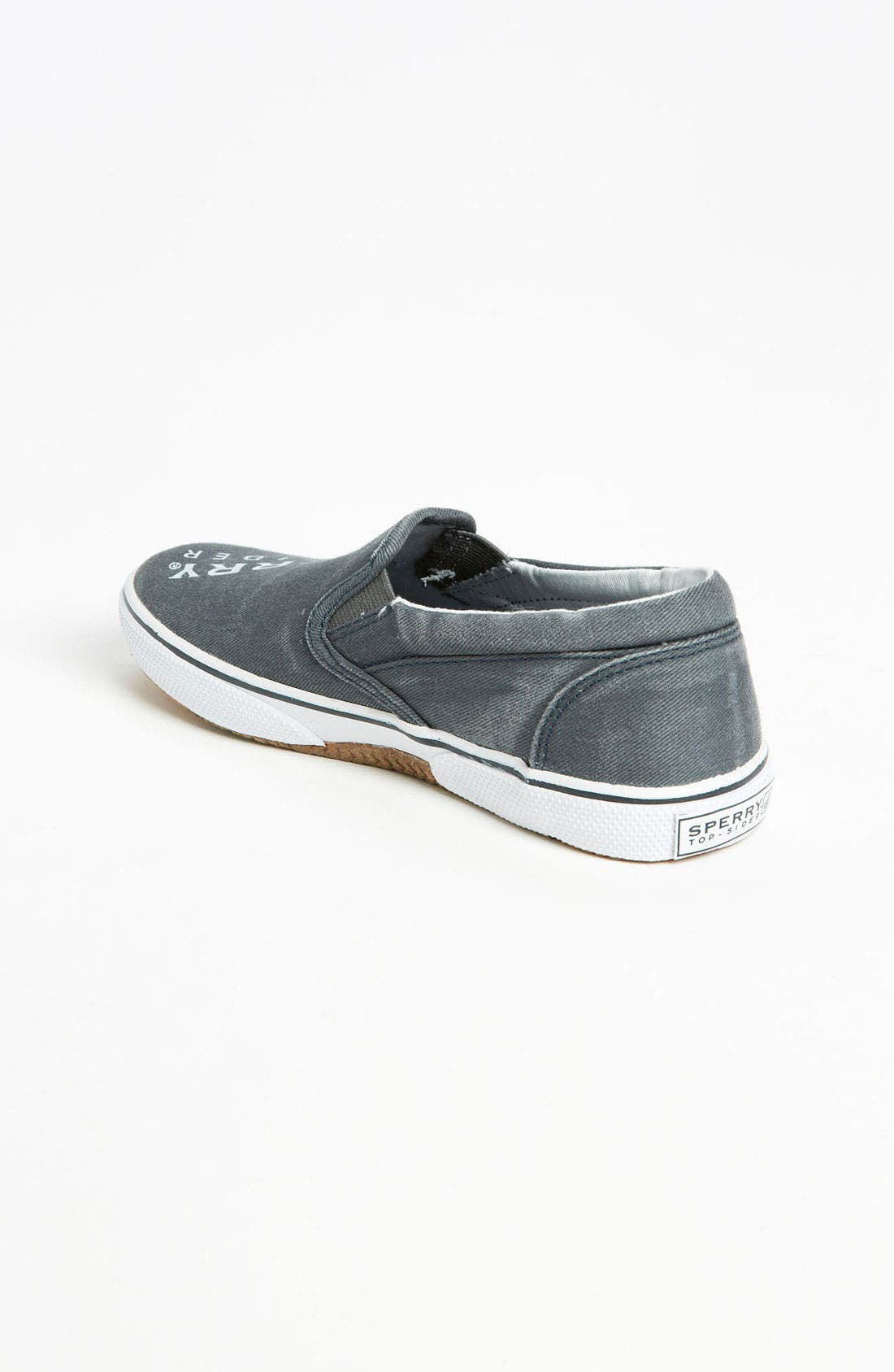 Alternate Image 2  - Sperry Top-Sider® Kids 'Halyard' Sneaker (Little Kid & Big Kid)