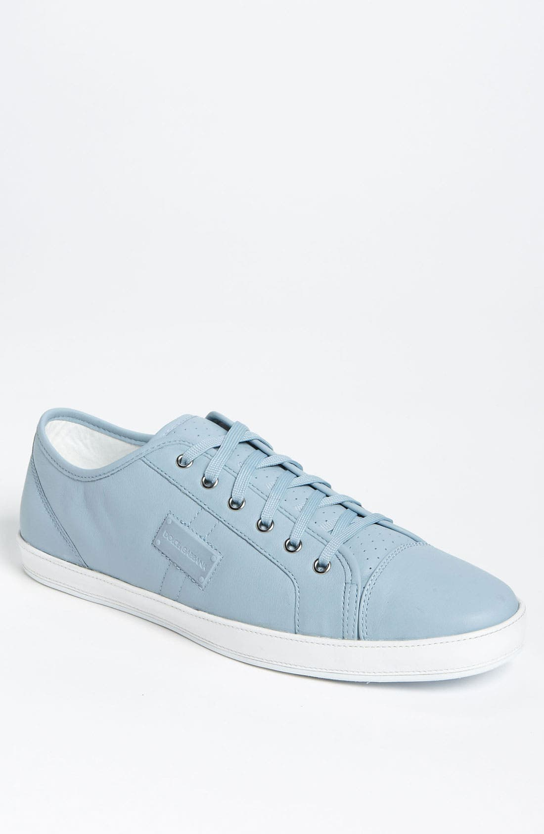 Alternate Image 1 Selected - Dolce&Gabbana Calfskin Sneaker