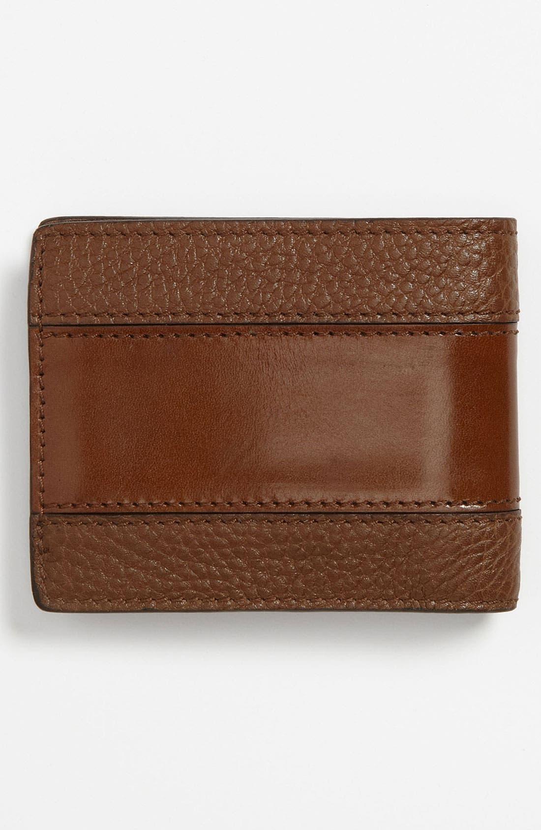 Alternate Image 2  - Burberry Hip Wallet