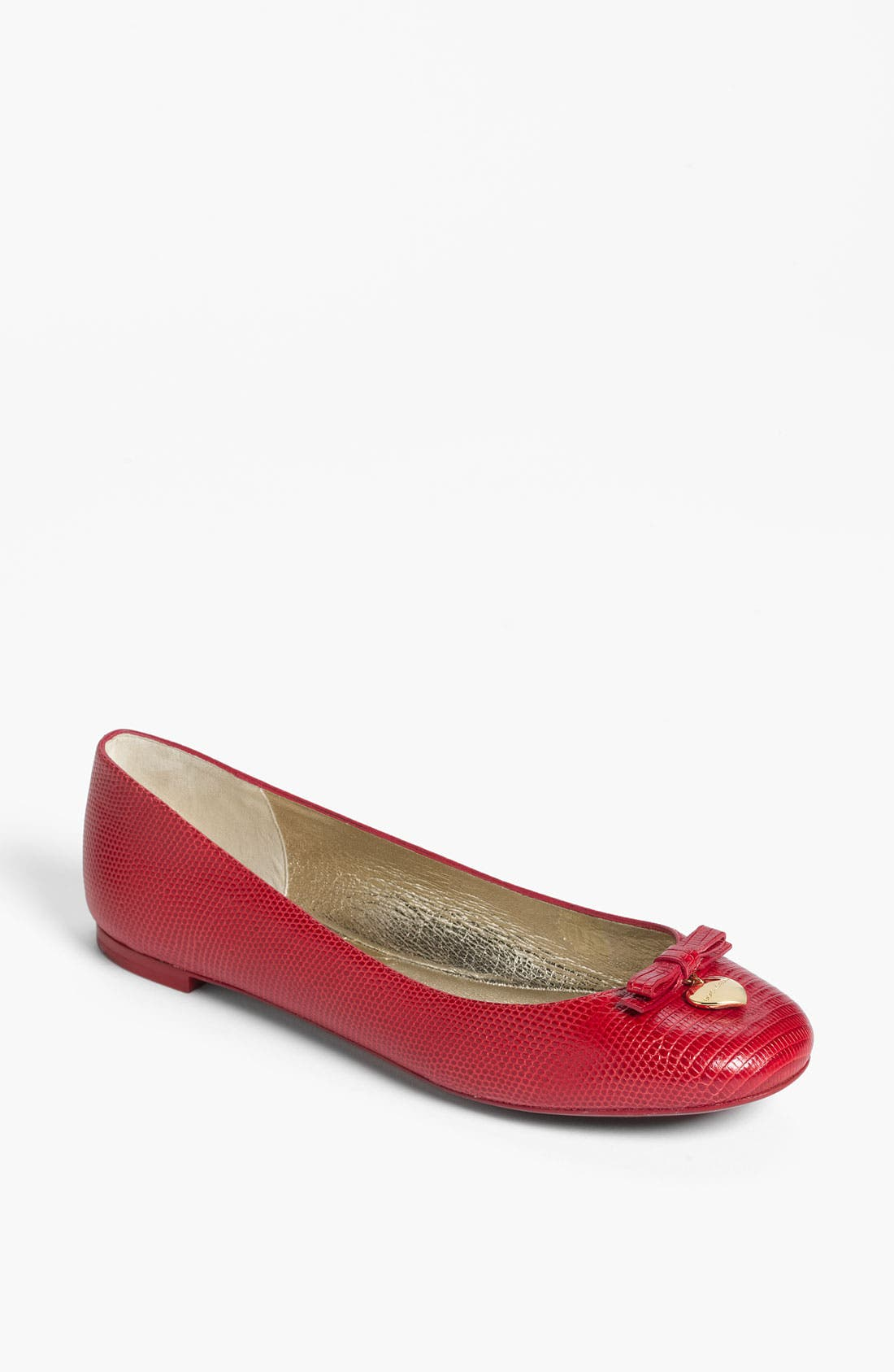 Alternate Image 1 Selected - Dolce&Gabbana Bow Ballet Flat