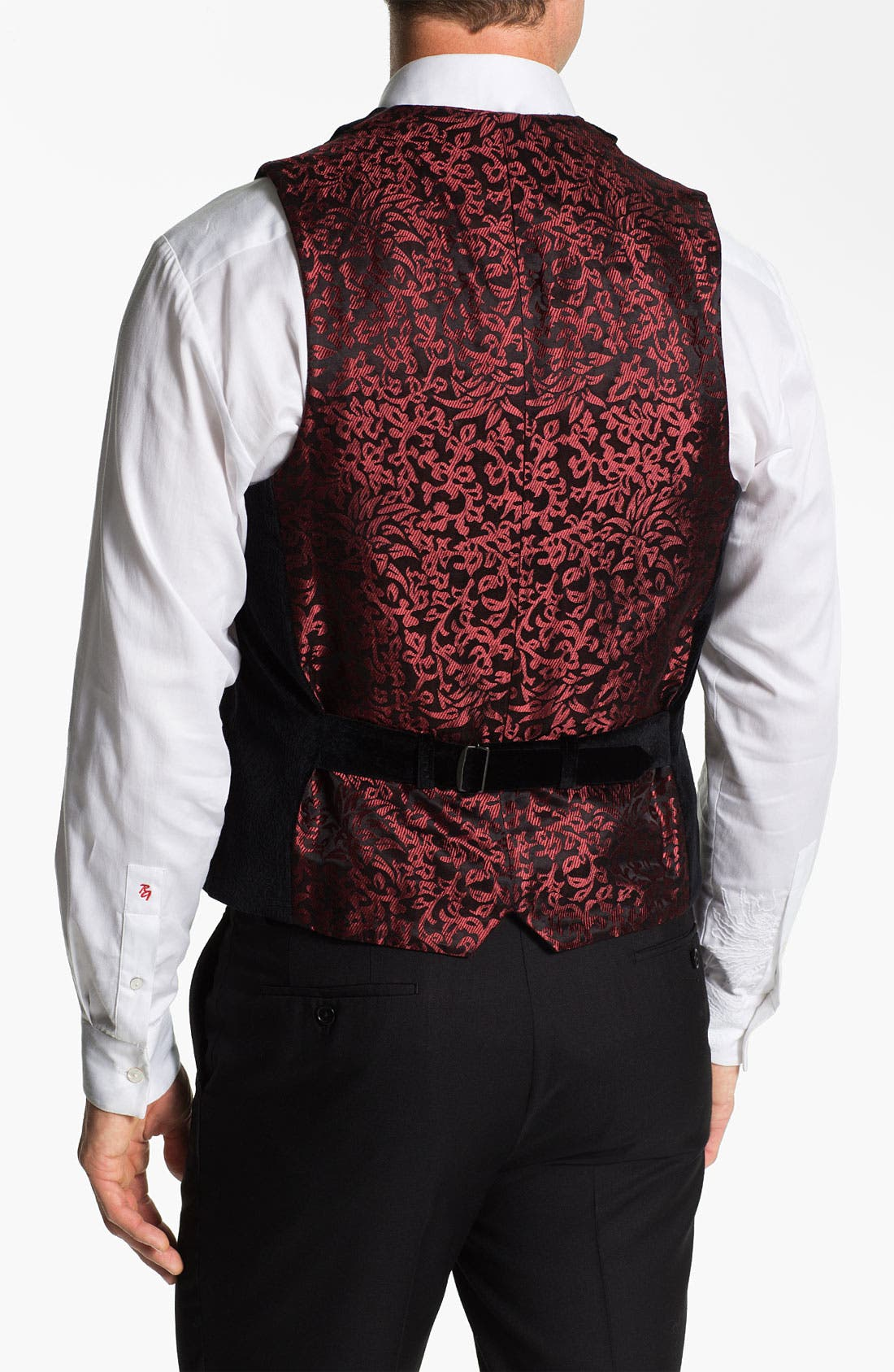 Alternate Image 2  - Robert Graham 'Westminster' Vest