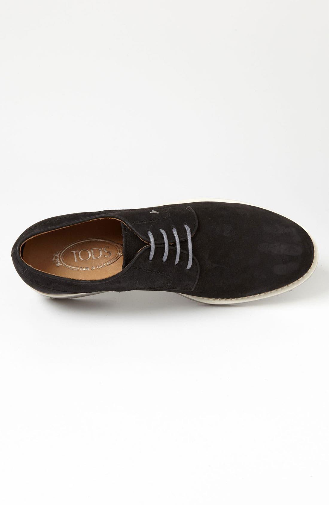 Alternate Image 3  - Tod's Suede Buck Shoe
