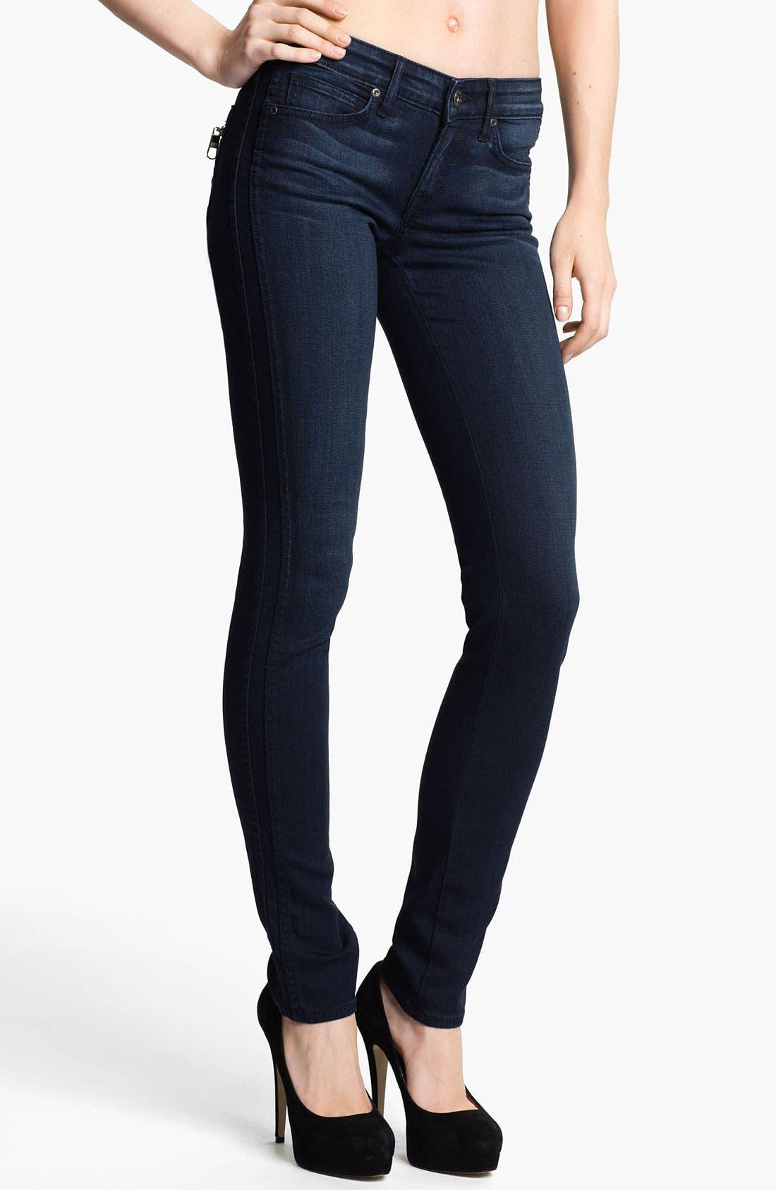 Alternate Image 1 Selected - Rich & Skinny 'Tuxedo' Skinny Jeans (Zeus)