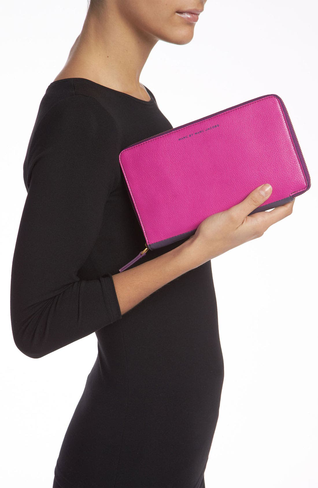 Alternate Image 2  - MARC BY MARC JACOBS 'Sophisticato' Travel Wallet