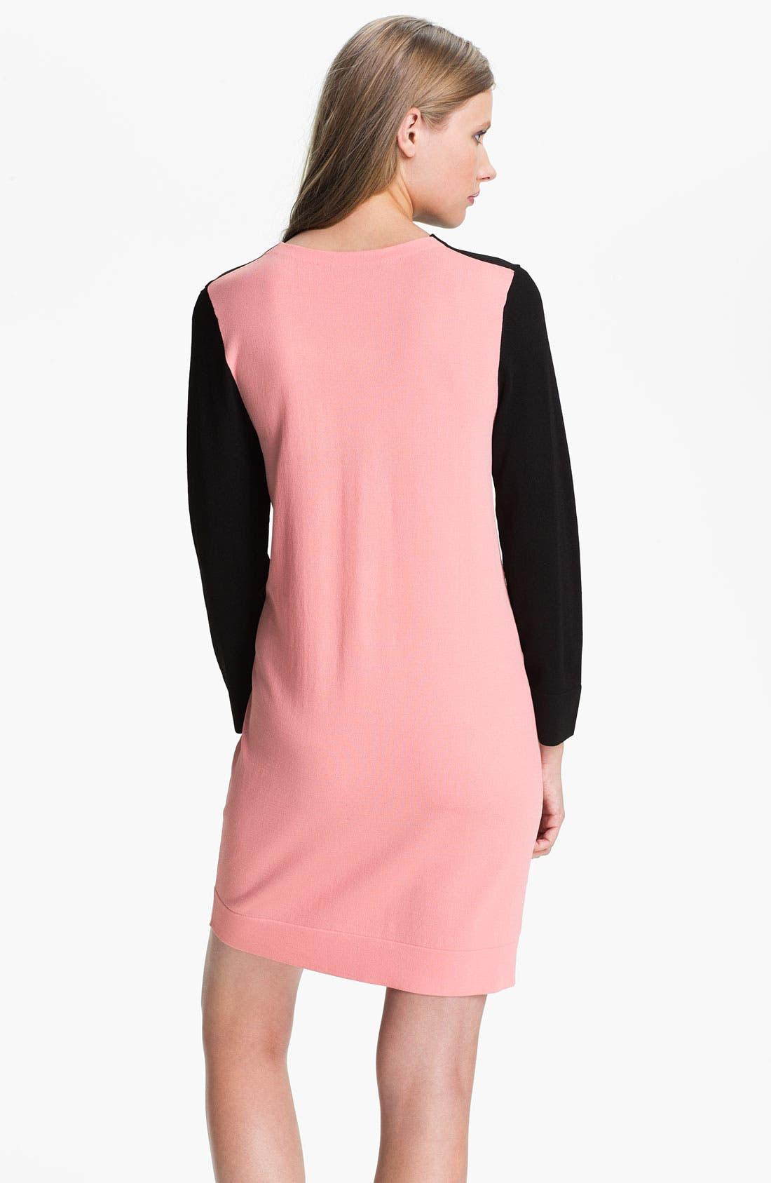 Alternate Image 2  - Diane von Furstenberg 'Diana' Knit Shift Dress