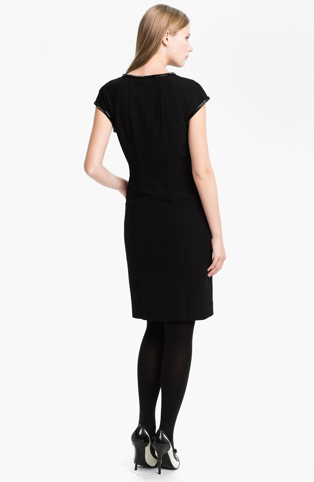 Alternate Image 2  - Tory Burch 'Gia' Sheath Dress