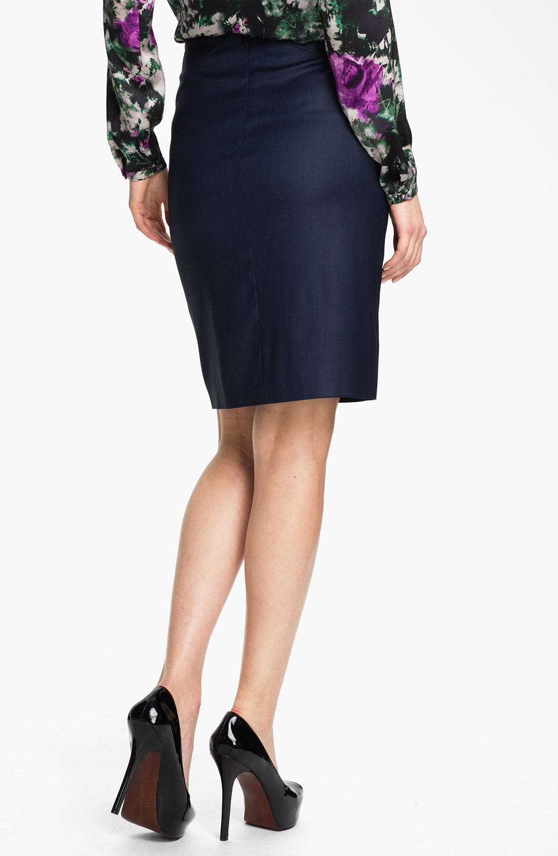 Alternate Image 2  - BOSS HUGO BOSS 'Vilinata' Skirt