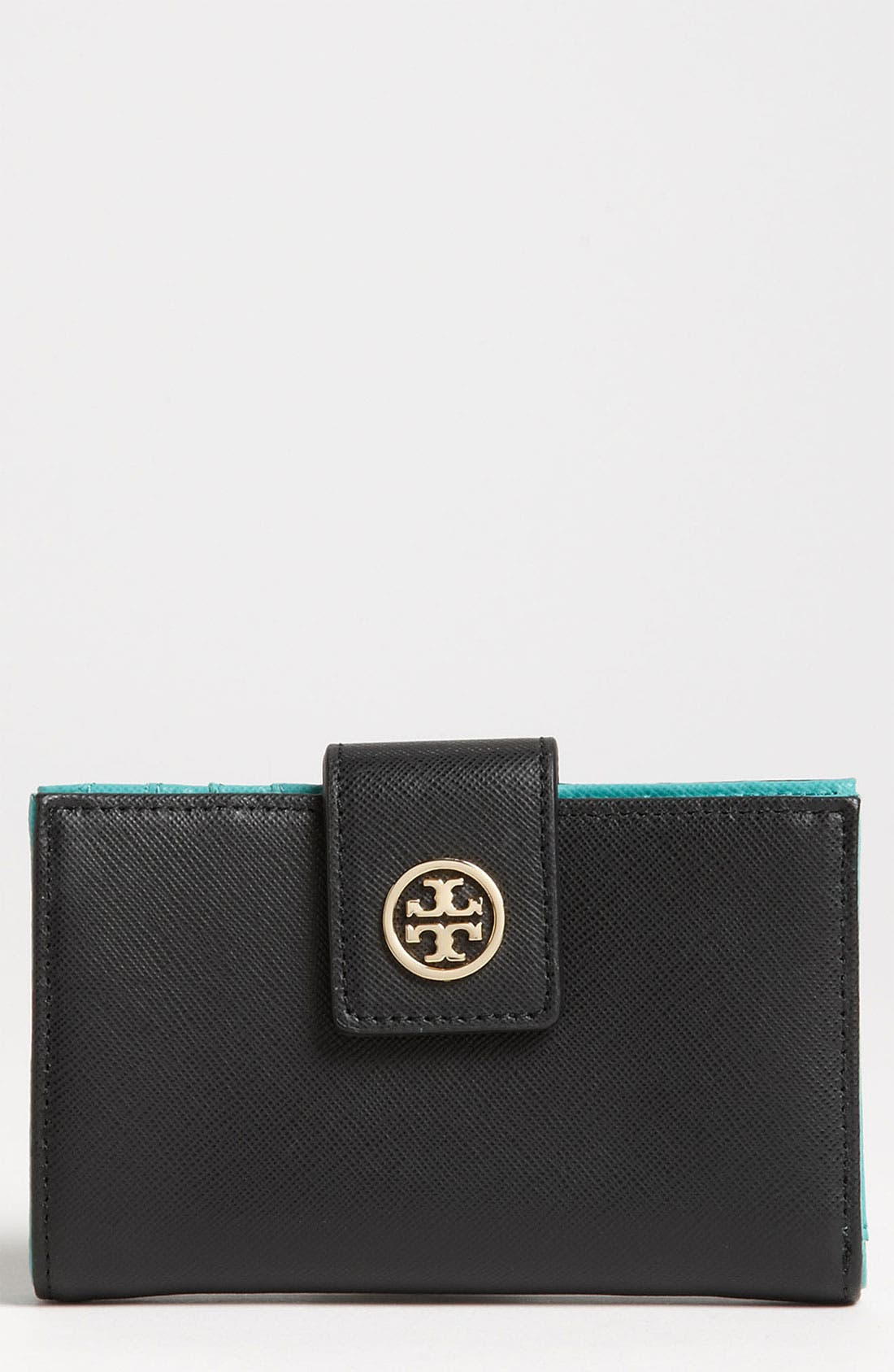 Alternate Image 1 Selected - Tory Burch 'Robinson' Slim French Purse