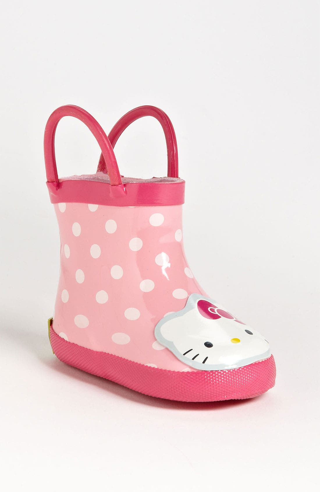 Alternate Image 1 Selected - Western Chief 'Hello Kitty®' Rain Boot (Baby)