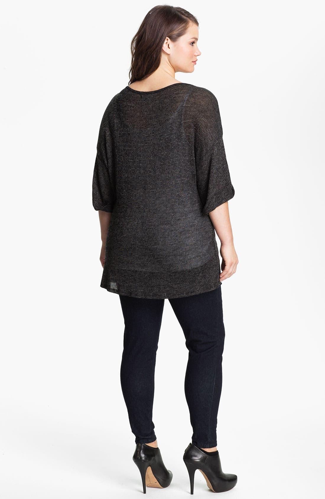 Alternate Image 2  - Nation LTD 'Helena' Sweater (Plus)