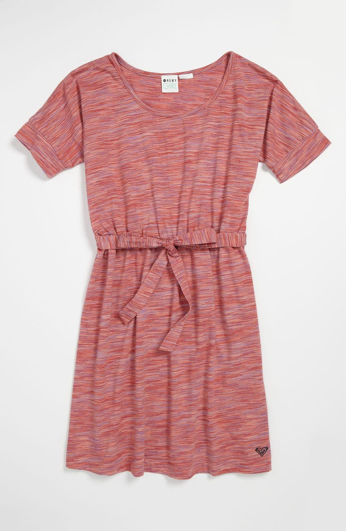 Alternate Image 1 Selected - 'Windchill' Dress (Big Girls)