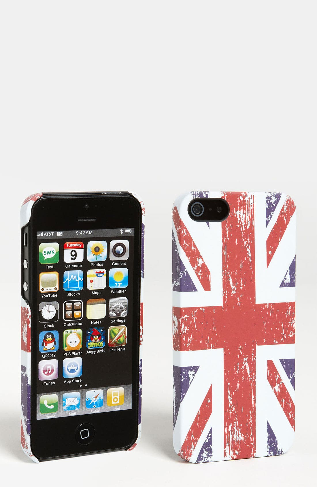 Alternate Image 1 Selected - Luardi 'Britain' Snap-On iPhone 5 Case