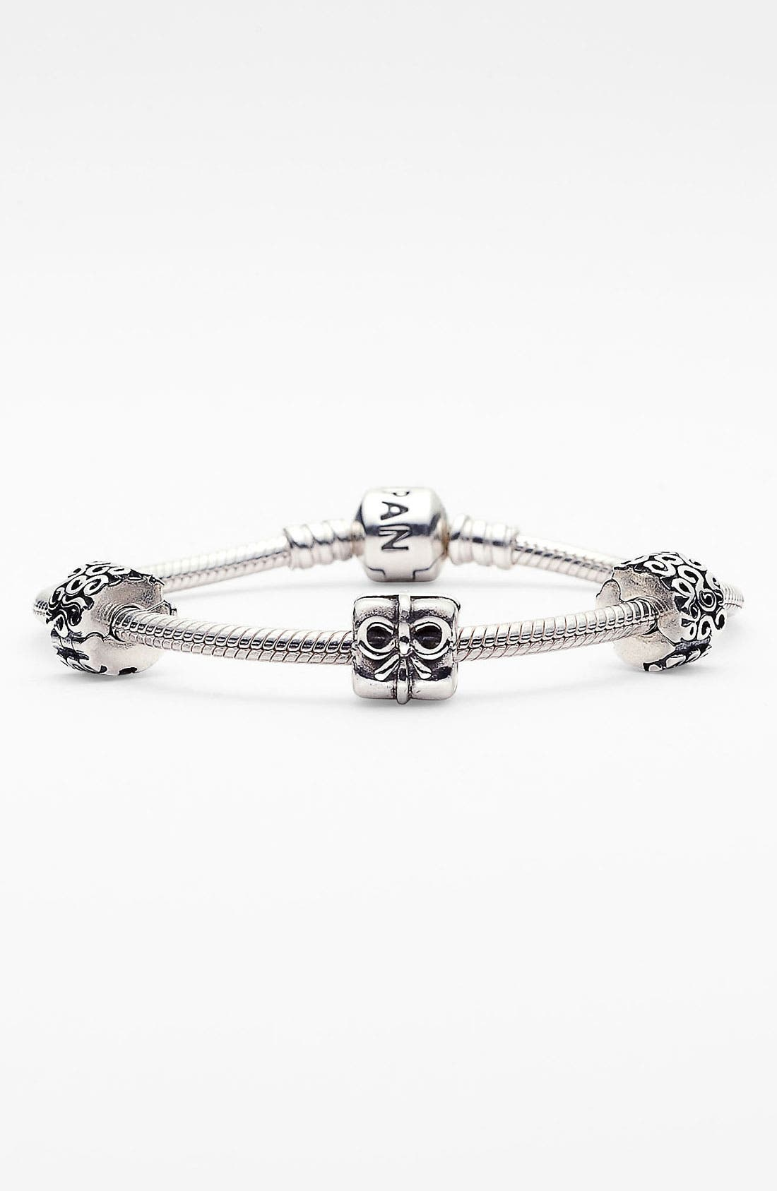 Alternate Image 1 Selected - PANDORA Boxed Holiday Bracelet Gift Set (Limited Edition) ($160 Value)