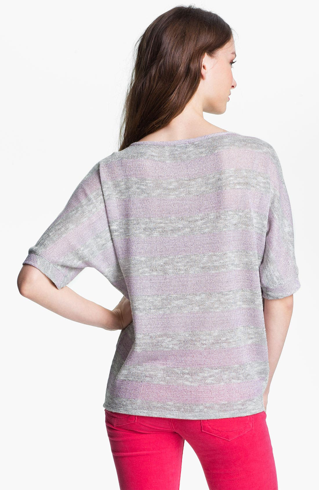 Alternate Image 2  - KUT from the Kloth Stripe Sweater