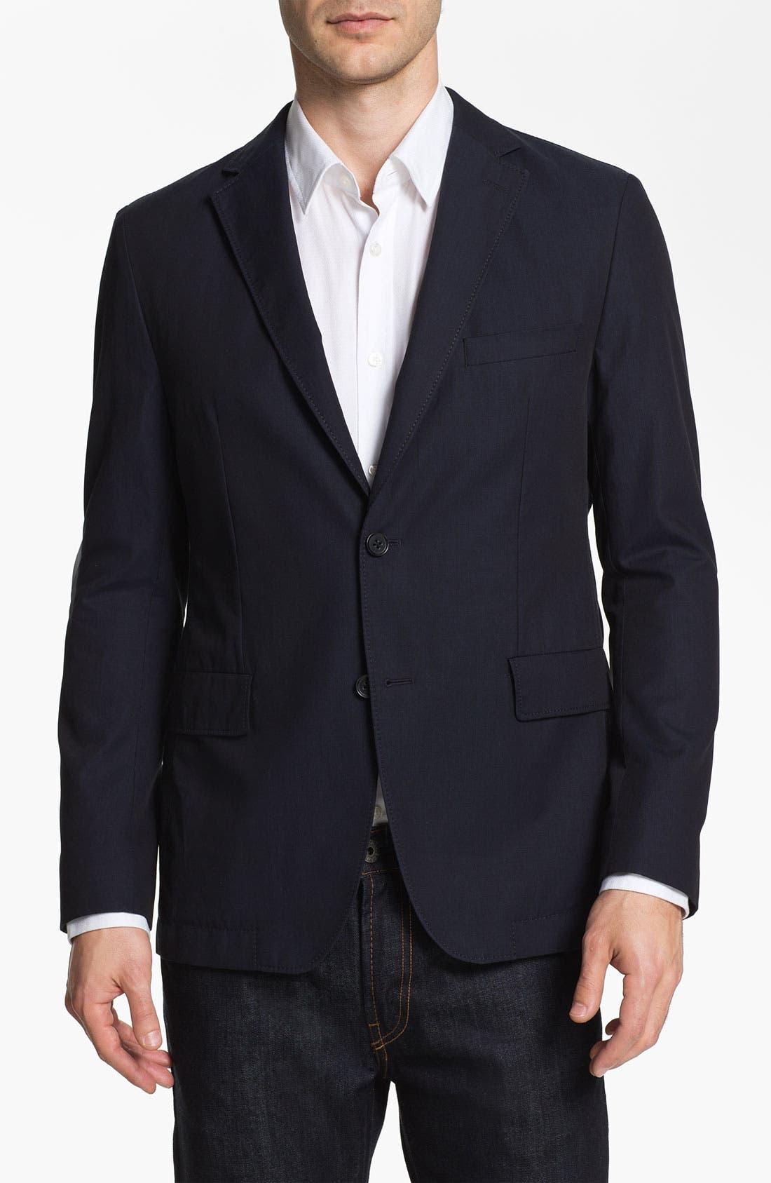 Main Image - BOSS Black 'Micah' Sportcoat