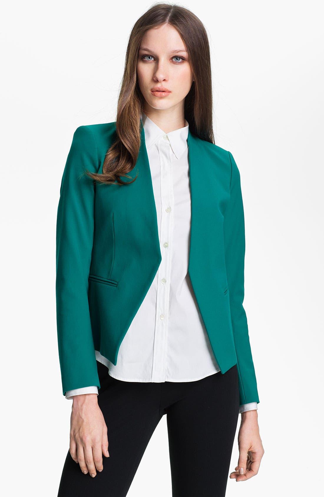 Alternate Image 1 Selected - Theory 'Lanai' Twill Jacket