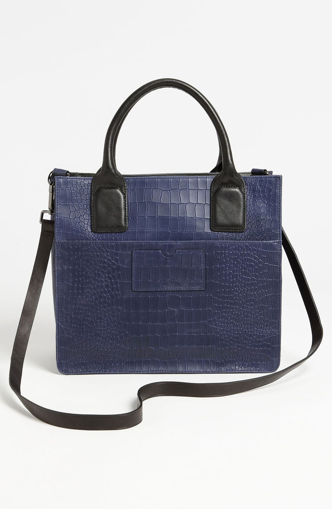 Alternate Image 4  - Kenneth Cole New York 'Belt One Back' Satchel