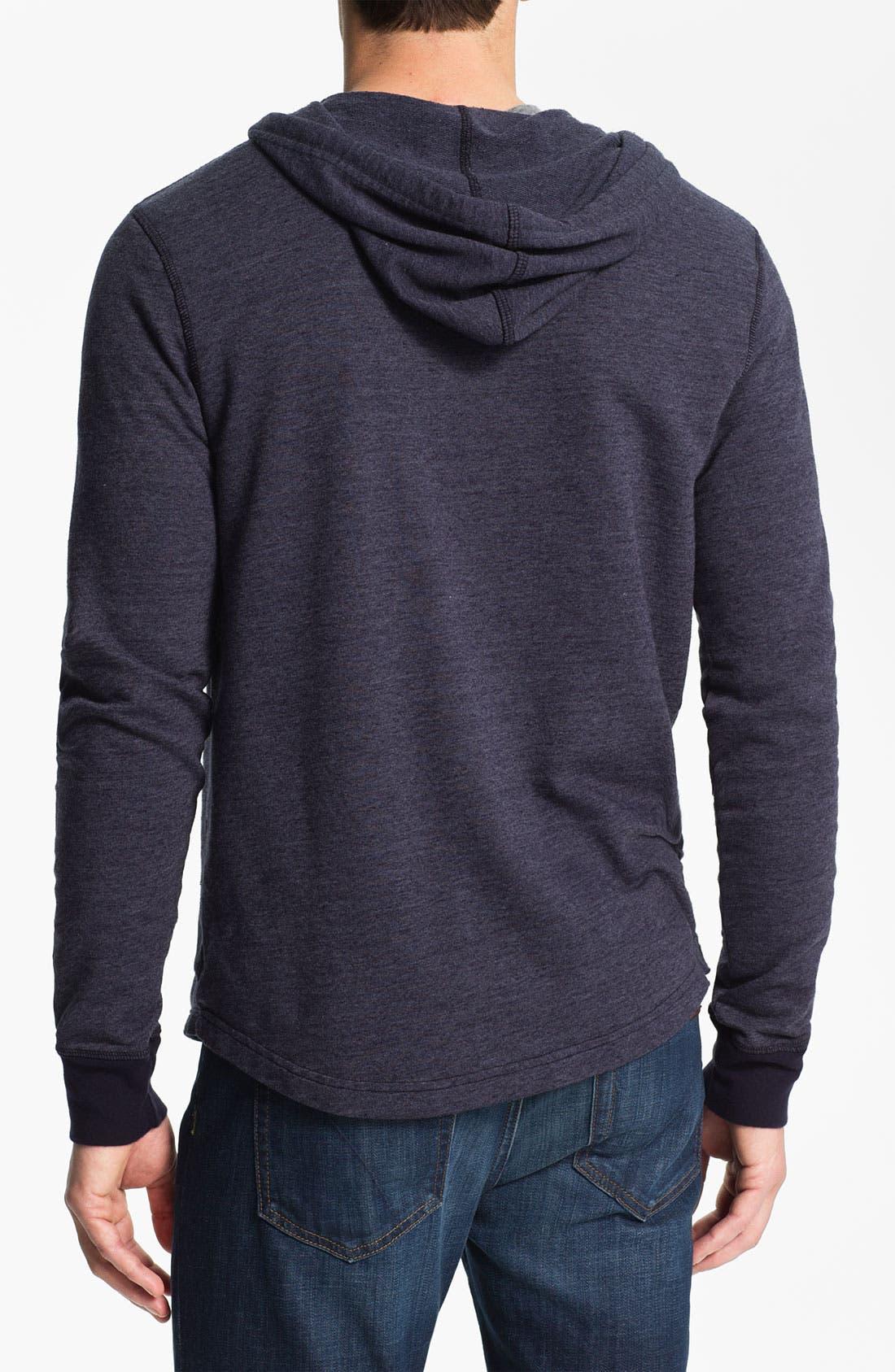 Alternate Image 2  - UNCL Hooded Knit Henley