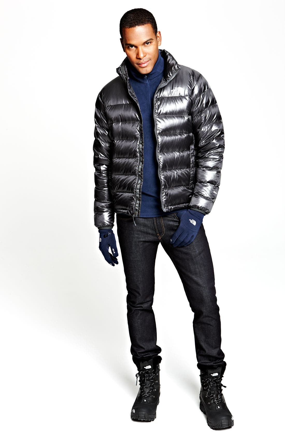 Alternate Image 2  - The North Face 'La Paz' Down Jacket