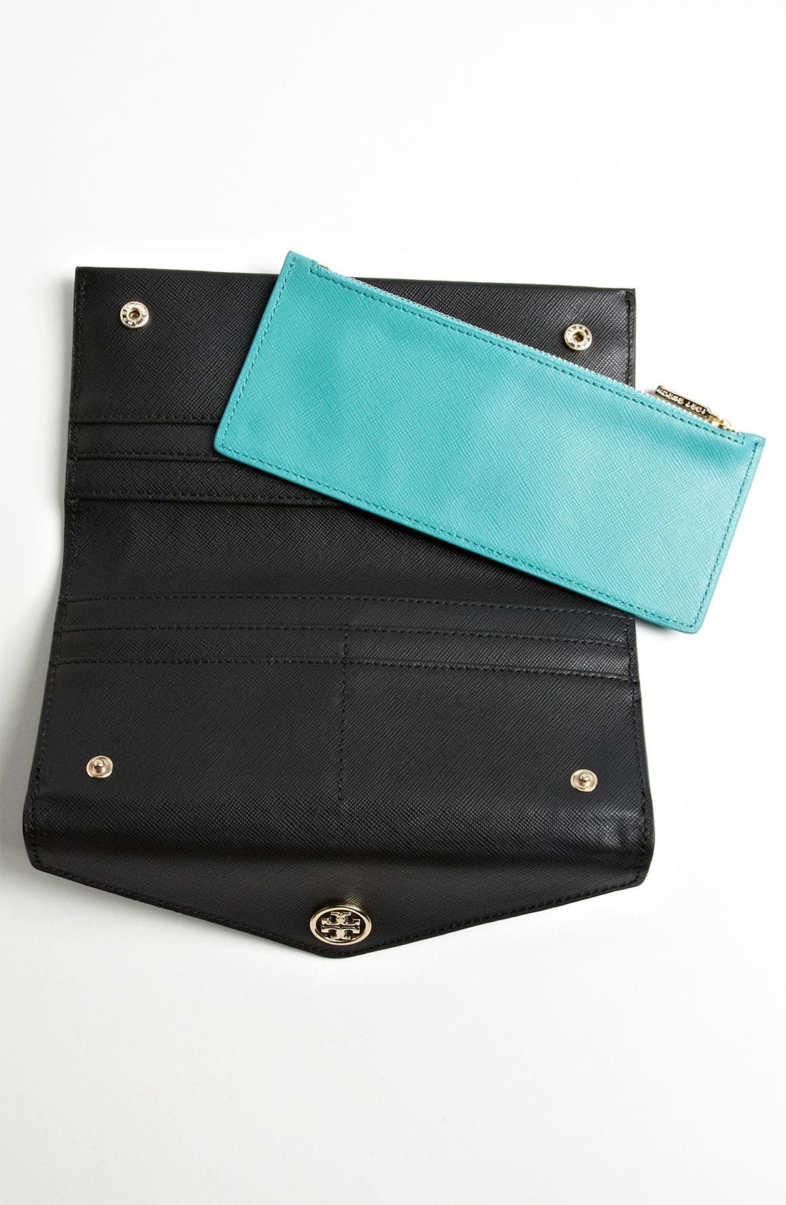Alternate Image 3  - Tory Burch 'Robinson' Envelope Wallet