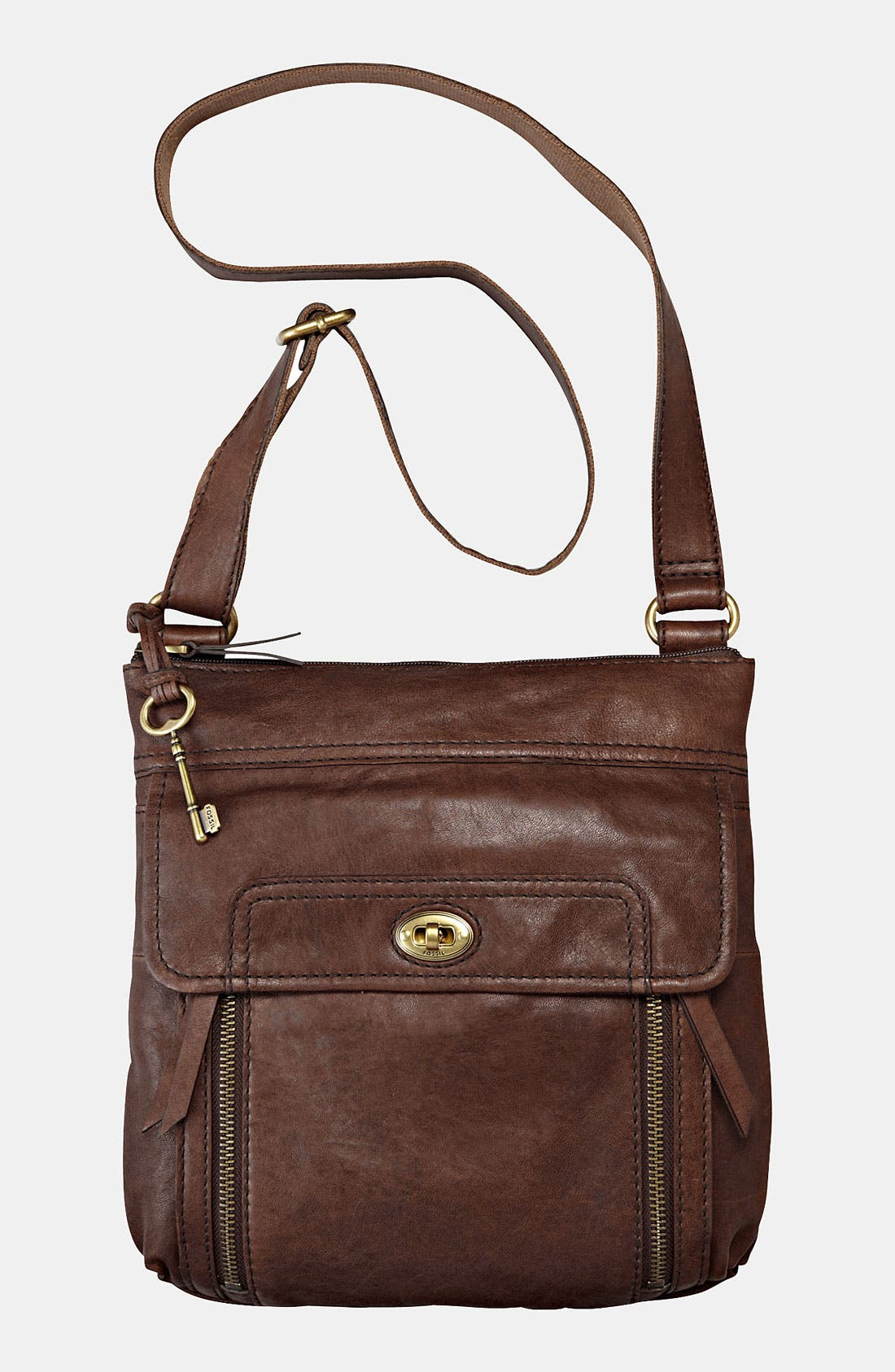 Alternate Image 3  - Fossil 'Stanton Traveler' Crossbody Bag
